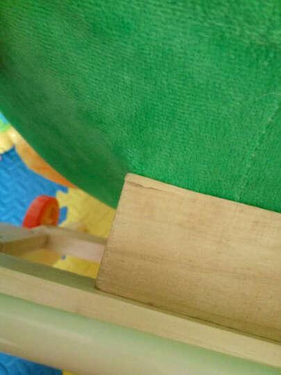 思佑恩 卡通音乐动物摇摇马木马 两用摇马 摇摇车 玩具生日周岁礼物  1-3岁 蓝色小象 晒单图