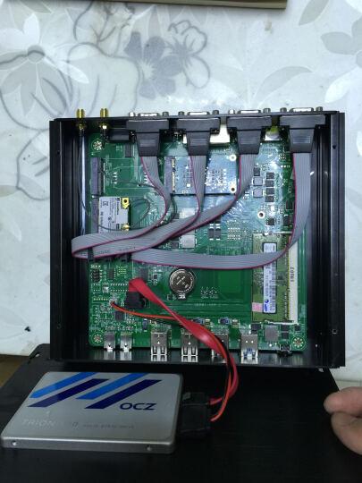 eip 控汇i3-4010U升级i3 5005U 迷你工控机电脑无风扇低功耗主机工控机 4G内存64G固态500G硬盘 晒单图