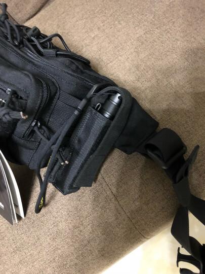 马盖先 轻骑兵Q3腰包 户外多功能休闲运动骑行腰包 军迷迷彩军风个性收纳手机战术腰包 警示橙 晒单图