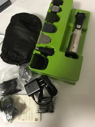 飞利浦(PHILIPS) 多功能面部造型器MG7750 电动理发器鼻毛修剪器 剃须刀 电推剪进口 晒单图