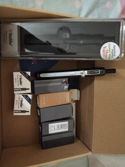 Boulder铂德1铂德原装雾化芯 电子烟雾化芯配件 铂德1号雾化芯一盒(三个) 晒单图