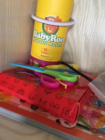 儿童手工折纸剪纸书大全工具套装3-6岁幼儿园宝宝DIY制作折纸材料印花彩纸提高动手能力益智能力 120张简装版 晒单图