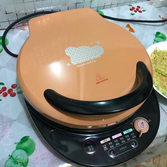 小熊(Bear)电饼铛家用双面加热加深加大煎饼铛烙饼锅烙饼机早餐机大号平底煎锅烙饼器不粘锅DBC-B13E1 晒单图