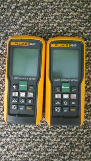 FLUKE/福禄克 测距仪 F414D/F419D/F424D 激光测距仪 FLUKE 424D 晒单图