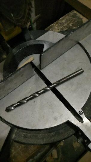 高速钢加长麻花钻头 金属钻头 木工钻头 160/200/300加长钻头 4.5mm*160长 晒单图