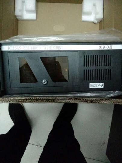 eip 控汇IPC-610工控机4U整机 电脑主机 原装主板A01 610L SIMB-A01/E7400/4G/500G 晒单图