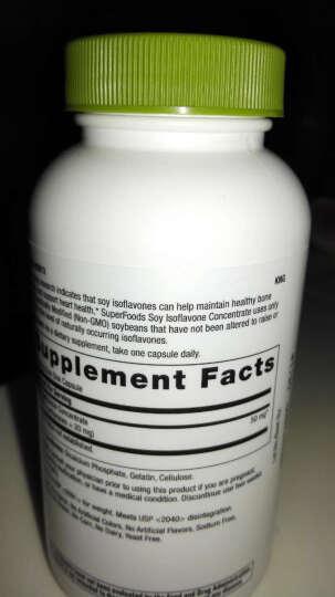 GNC健安喜浓缩大豆异黄酮健安喜健康改善更年期 50mg 90粒 美国原装 单个装 晒单图