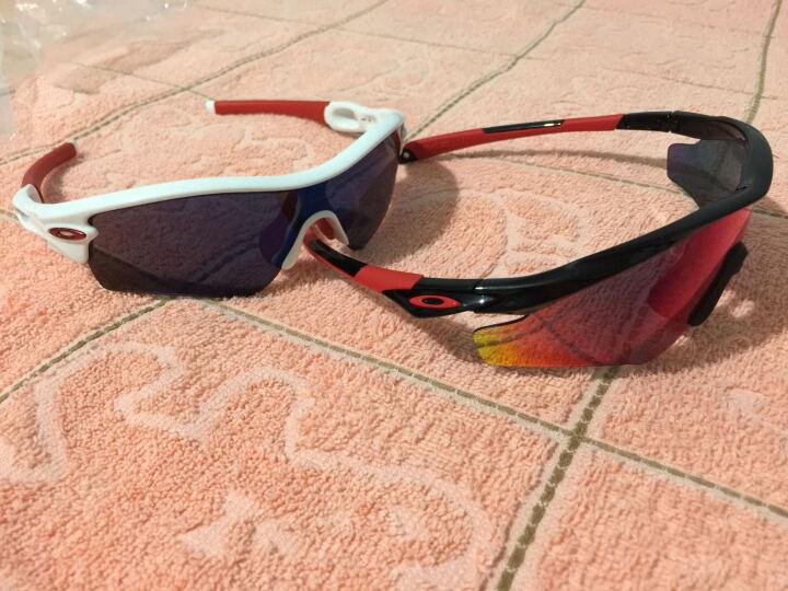 OAKLEY欧克利太阳镜男女款M2 Frame运动系列眼镜OO9345-0745黑色镜框墨镜 晒单图