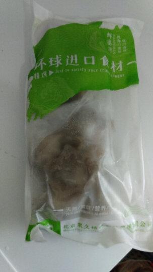 鲜婆湾 活冻小八爪鱼(小章鱼) 1000g 约24只 袋装 晒单图