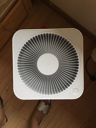 【速发】小米(MI)空气净化器2S 家用除甲醛雾霾二手烟粉尘PM2.5卧室智能空气pro净化机 小米空气净化器2S 晒单图