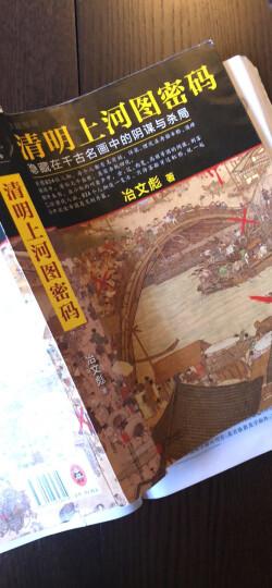 清明上河图密码3:隐藏在千古名画中的阴谋与杀局 晒单图