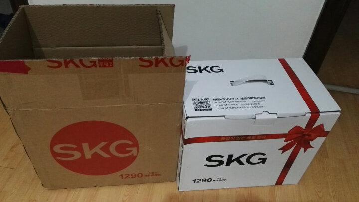 SKG 榨汁机料理机多功能辅食绞肉榨汁研磨1290 黑色 晒单图