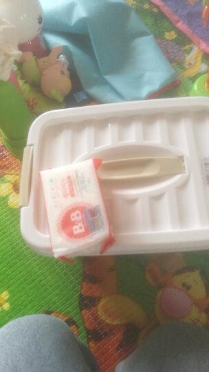 保宁(B&B) 韩国进口婴儿洗衣皂9块装BB皂 宝宝肥皂新生儿内衣洗涤皂洋槐香甘菊型200gx9块 5块洋槐+2块甘菊+2块斑点去除 晒单图