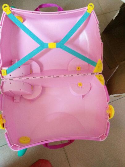 KO SHENG 儿童行李箱旅行箱可坐拖拉玩具骑行小孩宝宝个性拉箱子儿童圣诞节礼物 汪汪狗10035 晒单图