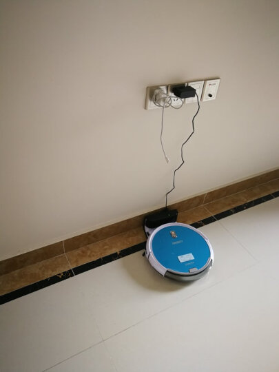 科沃斯(Ecovacs) 扫地机器人地宝DG805 智能规划家用吸尘器 吸小米粒 超薄 DG805 口碑爆款 晒单图