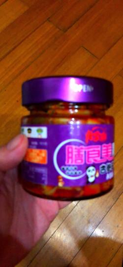 龙泉山 杏鲍菇 下饭菜 拌饭 酱菜咸菜 调味料 180g 晒单图