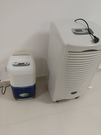 川岛(KAWASIMA)家用 商用除湿机/抽湿机/除湿器  仓库地下室卧室干衣DH-826C DH-818C 晒单图