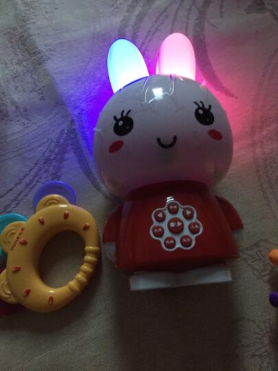 火火兔早教学习机故事机婴幼儿童宝宝益智玩具G6系列 大红色无WiFi(防摔包+8G) 晒单图