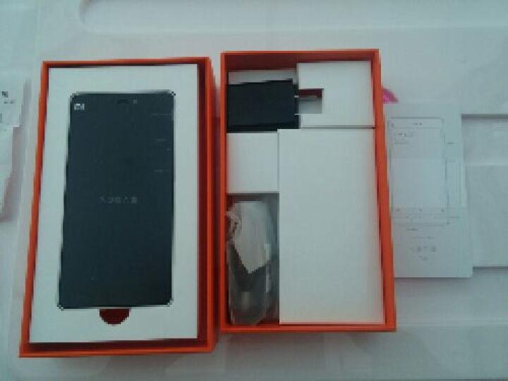 小米 4c 标准版 全网通 灰色 移动联通电信4G手机 双卡双待 晒单图
