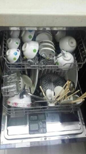 美的(Midea)8套 智能除菌烘干嵌入式家用洗碗机WQP8-3906-CN 晒单图