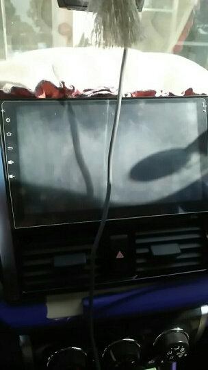 威琳汽车导航膜钢化膜安卓大屏导航钢化玻璃膜中控仪表台8 9 10.2寸车载屏幕防爆保护贴膜 12.1英寸竖屏(162*260) 晒单图