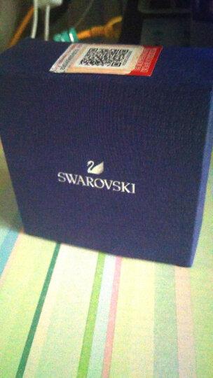 【免邮免税】SWAROVSKI 施华洛世奇项链 白黑天鹅红粉蓝天鹅项链饰品 圆点天鹅5382446 晒单图