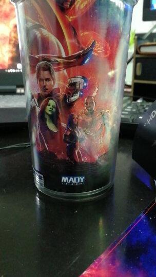 万象(WANXIANG)R8 300ML 学生便携PC水杯 时尚随身杯 塑料杯 运动水杯 颜色随机发 晒单图
