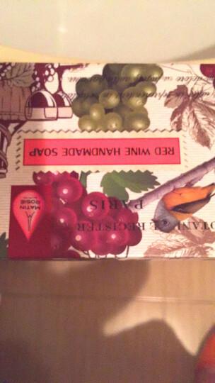 玛汀露丝法国进口玫瑰手工皂绿茶精油皂竹炭洁面皂香皂去黑头三块优惠装90g*3 晒单图