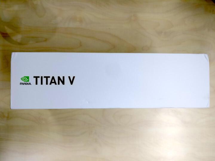 英伟达(NVIDIA)TITAN V 显卡 晒单图