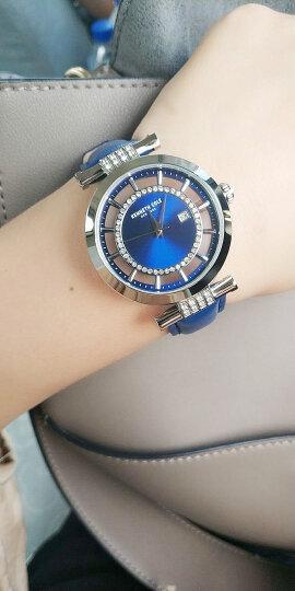凯尼斯柯尔(KENNETH COLE) 手表 时尚透视水钻时装女表 防水石英表 KC15005004 晒单图