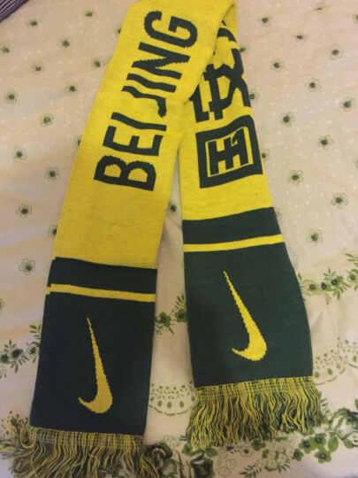 北京国安GuoAn 2014款围巾 球迷版 球迷围巾 工体围巾 晒单图