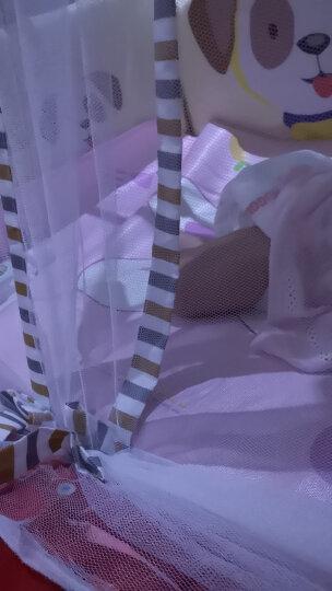 【福袋】婴儿凉席冰丝新生儿婴儿床凉席小孩床垫幼儿园席子儿童宝宝用品夏季凉枕头套装 大眼萌兔  凉席+凉枕套装 120*60cm 晒单图