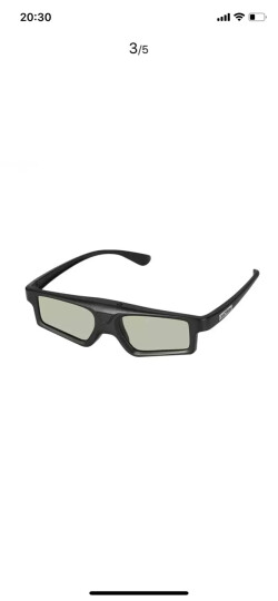 灿影(canshine)3D快门眼镜 蓝牙3D快门电视 用于三星3D电视 JU7000 JS9800 晒单图