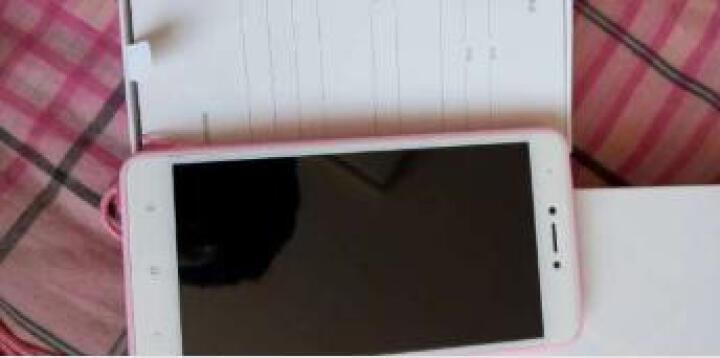 小米 红米Note4X 全网通版 3GB+32GB 樱花粉 移动联通电信4G手机 晒单图