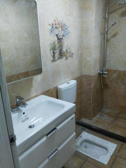 安华(ANNWA) 卫浴旗舰店浴室柜组合套装橡木实木洗手洗脸盆PGM3385G-C要订 75CM组合97002232 晒单图