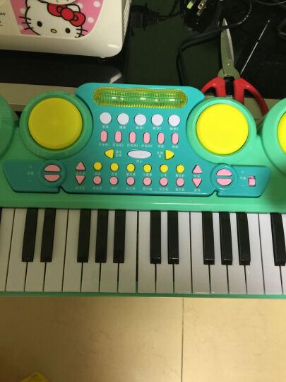 奥迪双钻(AULDEY)巴啦啦小魔仙5儿童益智玩具钢琴礼物-贝贝魔法电子琴 581448 男孩女孩玩具新年礼物 晒单图