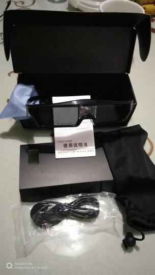 坚果(JmGO)原装主动快门式3D眼镜J9 G7 X3 P3 V9 J7 J6S M6投影仪3D眼镜 晒单图
