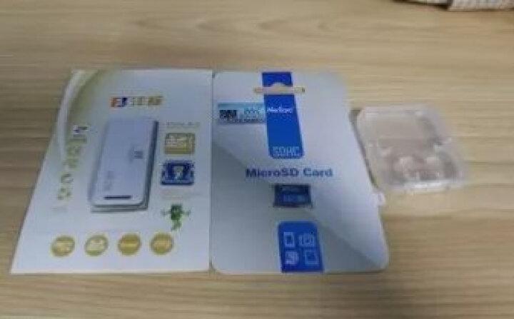朗科(Netac)32G Class10手机内存卡TF(micro-SD)卡行车记录仪存储卡 卡通版 晒单图