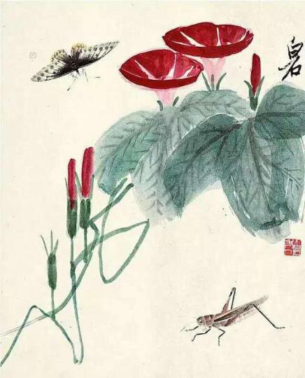 中国画线描:《封神演义》人物百图 晒单图