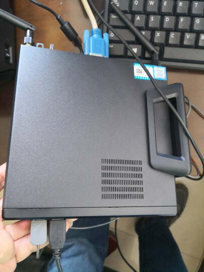 极夜(topfeel)T68M 迷你4K商用台式机电脑主机(七代i7-7700 8G 128G固态+1T DP COM串口 WiFi 蓝牙 三年上门) 晒单图