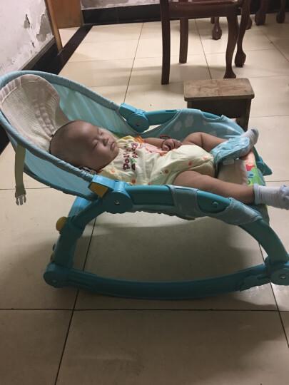 澳贝(AUBY) 宝宝玩具 益智玩具 奇幻森林婴儿摇椅躺椅 宝宝喂食餐椅/座椅 0-3岁 463313DS 晒单图