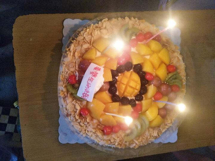 预定生日蛋糕全国同城配送当日送达儿童蛋糕祝寿蛋糕水果巧克力情趣网红蛋糕北京上海沈阳深圳广州郑州8寸 卡通乐园(卡通图片可改) 8寸(3~4人食用) 晒单图