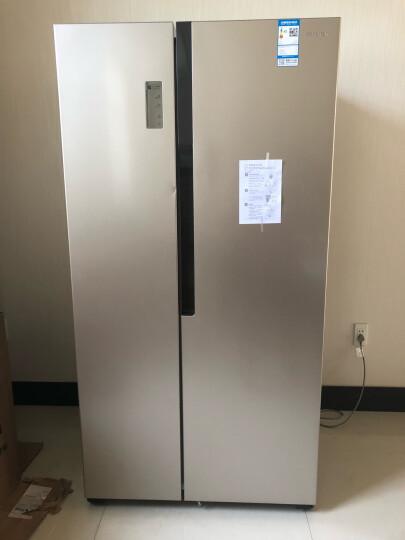 容声(Ronshen) 639升 对开门冰箱 云智能WIFI 风冷无霜 BCD-639WD11HA 晒单图