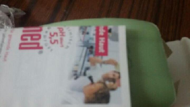 德国原装进口 Sebamed施巴150g洁肤洁面皂ph5.5祛痘去黑头绿皂婴幼儿孕妇 4盒套装 晒单图
