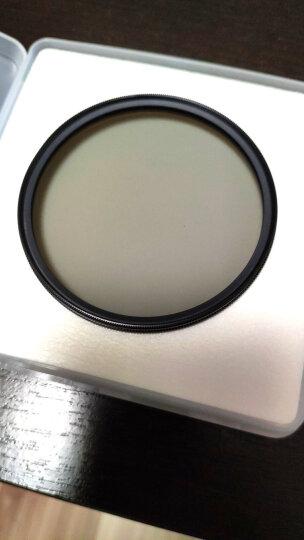 耐司(NiSi)  MC-CPL偏振镜 偏光滤镜佳能尼康单反相机镜头滤光CPL 52mm 晒单图