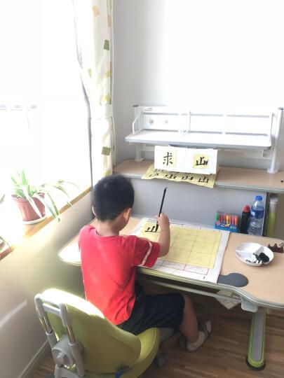 心家宜 儿童成长桌椅套装学习桌 天王星学习桌旗舰版书架 收纳架 读书节 阅读架 109读书架 晒单图