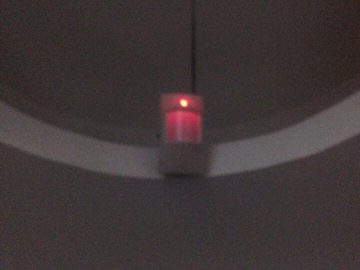 凌防(LFang)家用防盗报警器APP控制远程通知红外线门窗报警器安防系统无线声光店铺防盗GSM报警 【配件】门磁报警器 晒单图