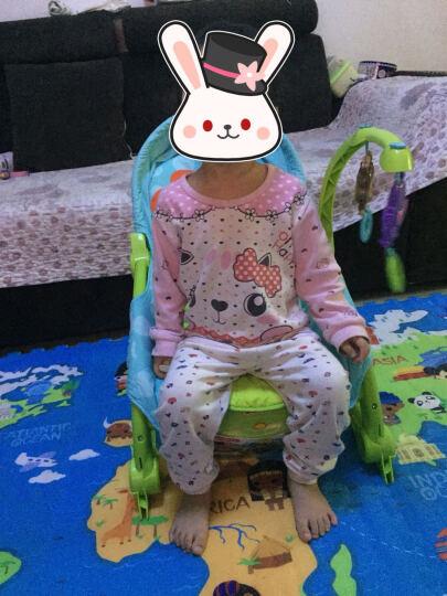 费雪 益智玩具 新生儿宝宝婴幼儿可爱动物多功能轻便摇椅睡觉椅W2811 晒单图