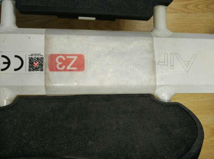 Airwheel 爱尔威电动滑板车  锂电池折叠迷你电动车 城市便携电瓶车 Z3 15-20KM 晒单图