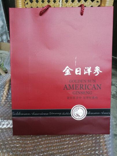 金日 美国洋参胶囊(白色)0.5g/粒*12粒/盒*12盒 西洋参 抗疲劳 人参皂甙 晒单图